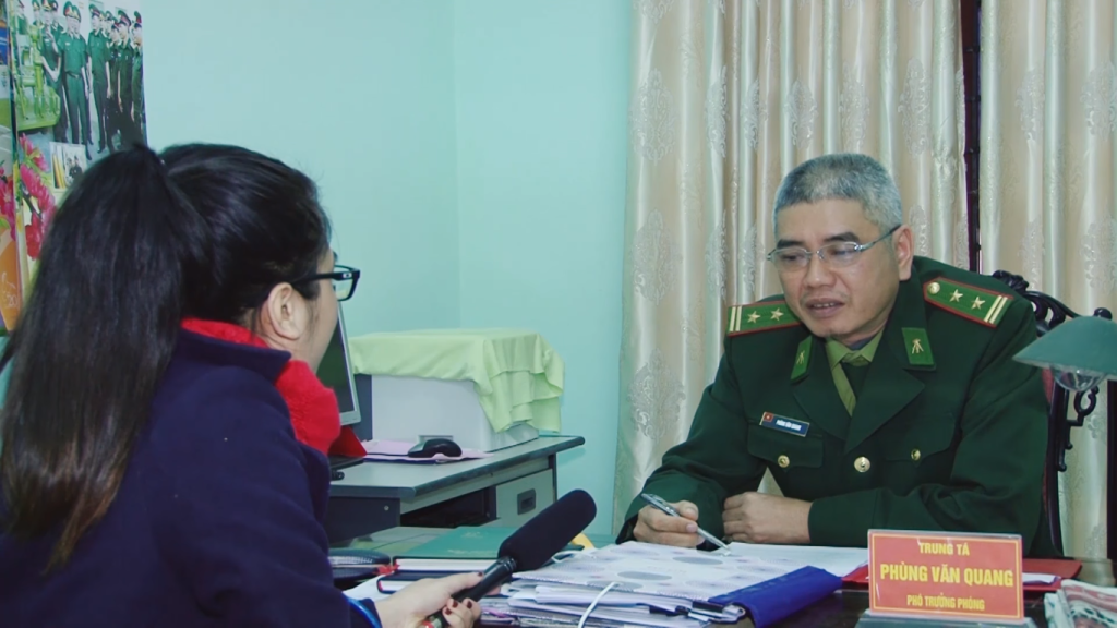 Thượng tá Phùng Văn Quang chia sẻ về quá trình hồi phục sức khỏe